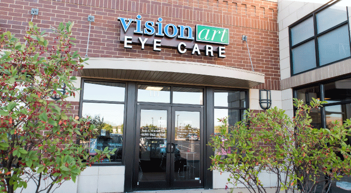 Vision Art Eye Care - Store Front